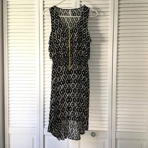 Xhilaration High Low Sleeveless Dress